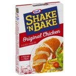Shake 'n' Bake, Original Seasoned Coating Mix (American)